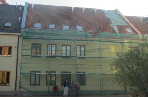 Senioři pod novou střechou a další plány oprav