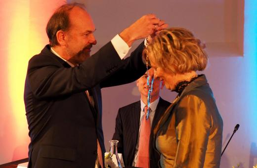 Vlaardingen povede nový politik - starostka Annemiek Jetten